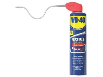 WD-40® Multi-Use with Flexible Straw 400ml